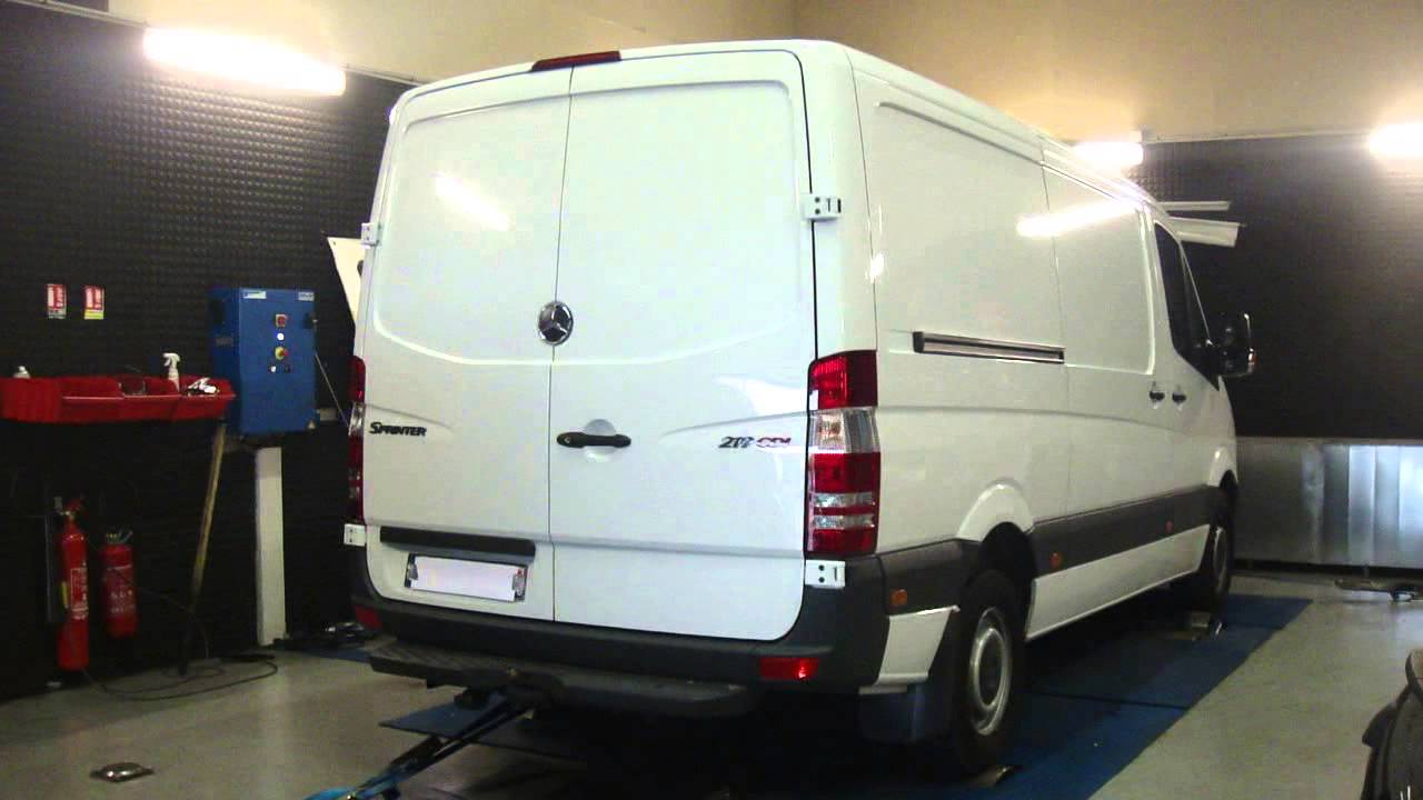 reprogrammation moteur mercedes sprinter 219 cdi 190cv 284cv dyno digiservices paris youtube. Black Bedroom Furniture Sets. Home Design Ideas
