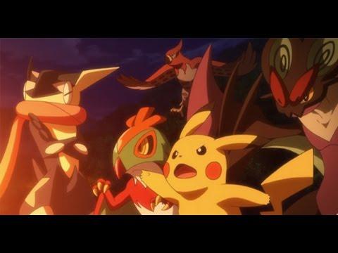 """Phim hoạt hình """" Pokemon XY&Z"""" 2016"""