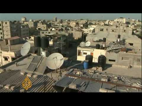 Besieged Gaza denied water