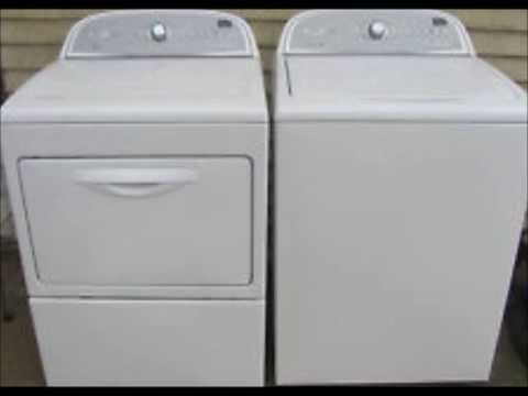 Used Washers And Dryers In Atlanta With Free Delivery 678-270-2236