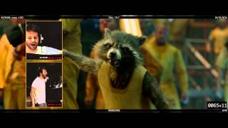 Meet the Guardians of the Galaxy: Rocket