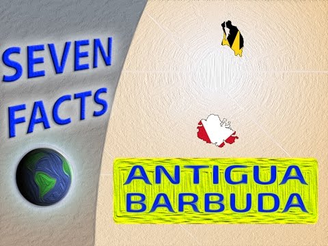 7 Facts about Antigua and Barbuda