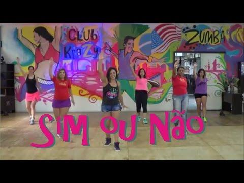 Club Krazy - SIM OU NÃO by Anitta - Brazilian Moves