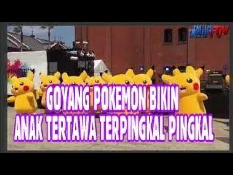 Goyang Pikachu - Goyang Pikachu Lucu - Lagu Cari Pokemon  - Pokemon Pokemon Dimana Kamu