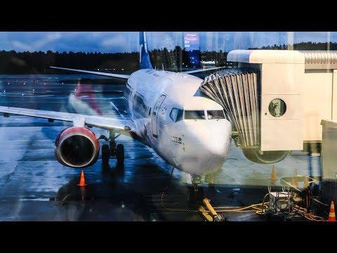 TRIP REPORT | SAS | Boeing 737-700 | Stockholm - Helsinki (ARN-HEL) | Economy Class