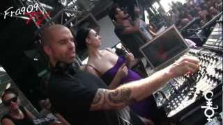 FRA909 Tv - CHRIS LIEBING @ NOTTE ROSA 2012 COCORICO
