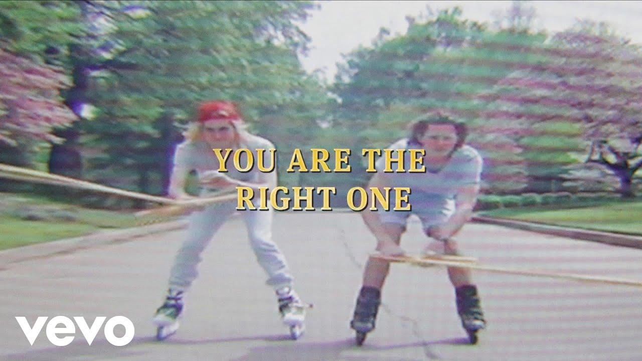 sports-you-are-the-right-one-audio-sportsvevo