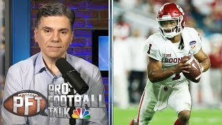 NFL Draft 2019: How will Kyler Murray handle losing in NFL? | Pro Football Talk | NBC Sports