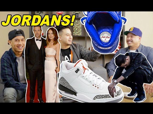 dress up jordans