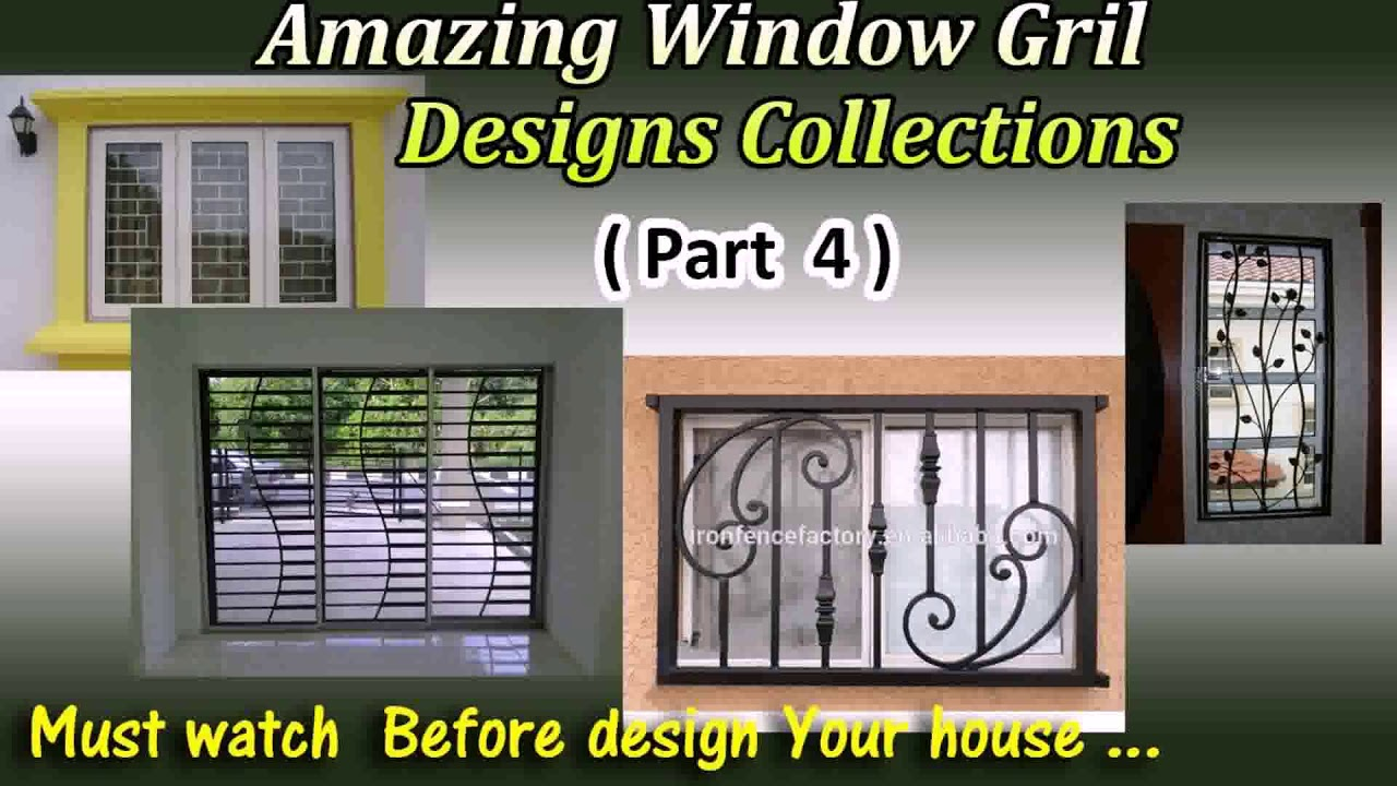 House Front Door Grill Design Youtube