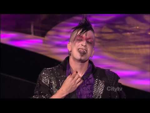 America's Got Talent 2010 - Dan Sperry
