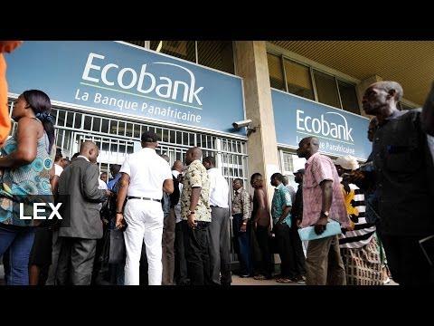 New chief at Ecobank
