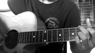 Mưa - Thùy Chi ft. M4U - guitar solo