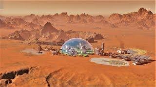 Satelitarny ośrodek górniczy - Surviving Mars #6