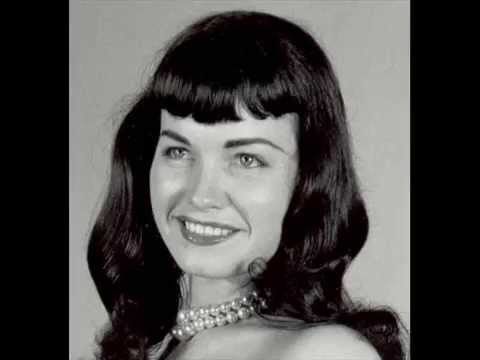 Bettie Page Tribute Video