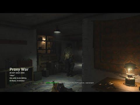 Call of Duty: Modern Warfare 'Proxy War' Campaign (Recruit)