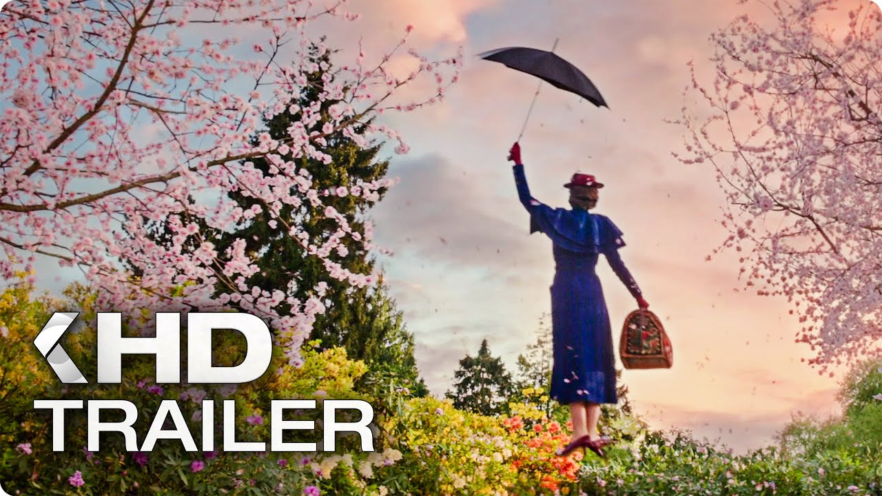 Mary Poppins Trailer Deutsch