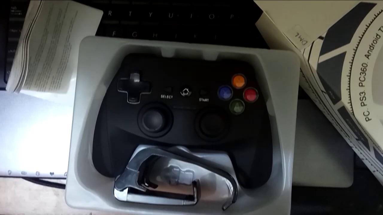 Gamepad Berkualitas Harga Murah Gamepad N1 3018 Unboxing 2 Youtube