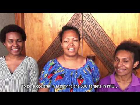 The SDGs in Papua New Guinea
