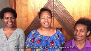 Video The SDGs in Papua New Guinea download MP3, 3GP, MP4, WEBM, AVI, FLV September 2019