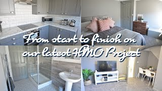 HMO Project- From Start to Finish!