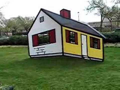 Folding House Youtube