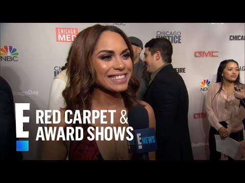 Monica Raymund Dishes on the 'Dawsey' Relationship  E! Live from the Red Carpet