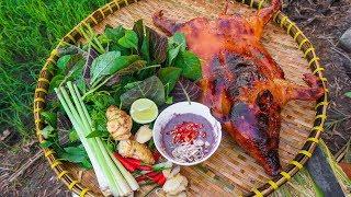 Heo Sữa Nướng GIẢ CẦY - How to Ăn Thịt Cầy Đúng Cách