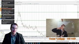 Трейдер о курсе рубля / доллара