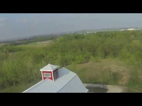 Quadcopter Survey Next to Nine Mile Prarie