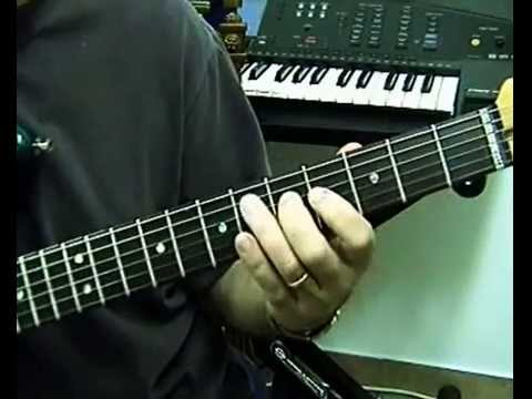 THE OFFSPRING GONE AWAY GUITAR LESSON