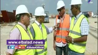 المقاولون العرب: مشروعات التنمية بسيناء 'أمل الاقتصاد' .. فيديو