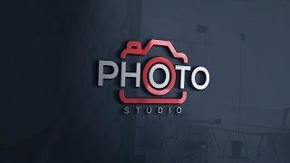 How to Easily Design A Photography Logo - Photoshop CC Tutorial