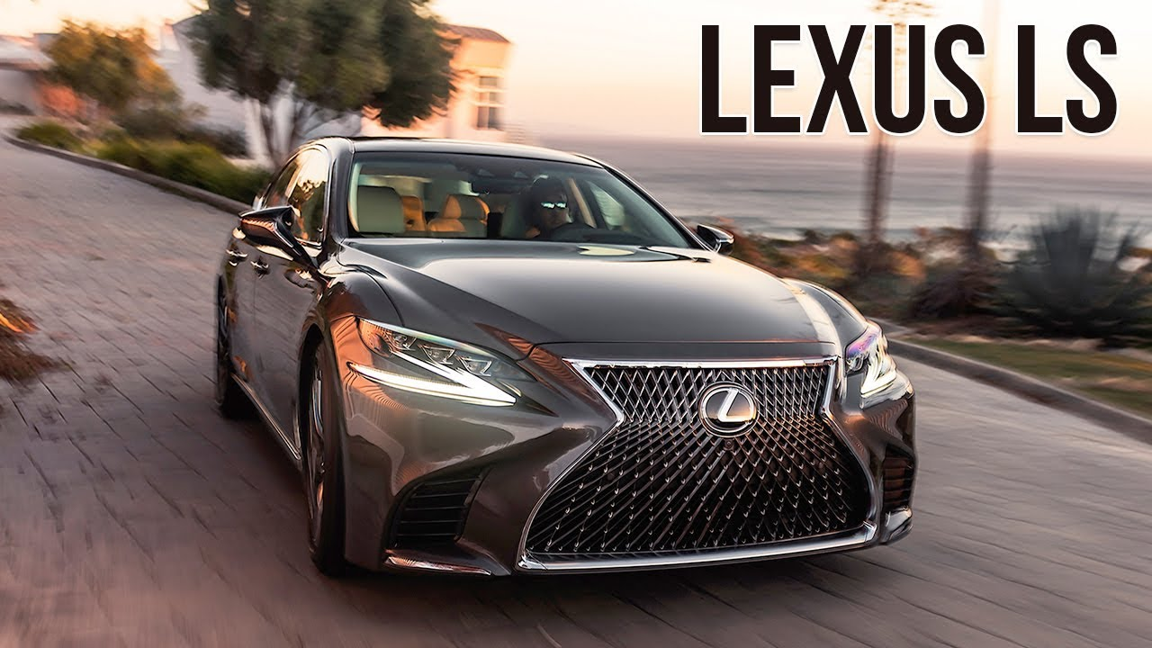 upcoming 2018 lexus ls specifications features youtube