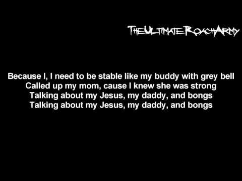 Papa Roach - Old Friends From Young Years {Lyrics on screen} HD