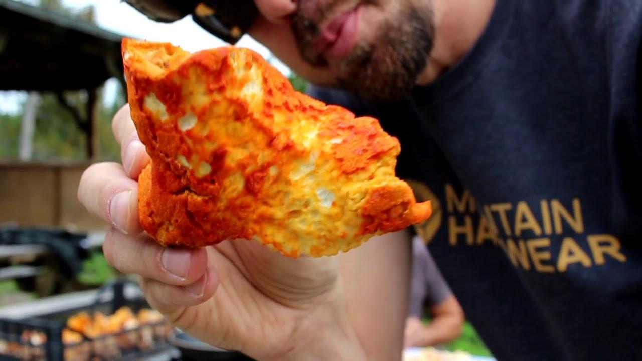 Comment cuisiner les champignons sauvages du qu bec vlog youtube - Comment cuisiner les champignons ...