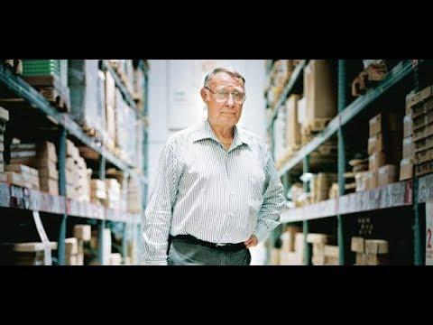 91 Jahre Ikea Gründer Ingvar Kamprad Gestorben Youtube