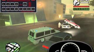Repeat youtube video  Bloody-Gaming - Gta San Andreas-Police Chase 