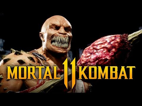 MORTAL KOMBAT  - Character Brutalities, Fatalities, Intros/Outros, Krushing Blows & MORE!