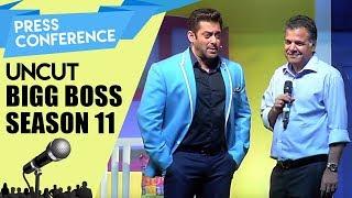 UNCUT - Bigg Boss Season 11 | Press Conference | Salman Khan | Raj Nayak | Full Event