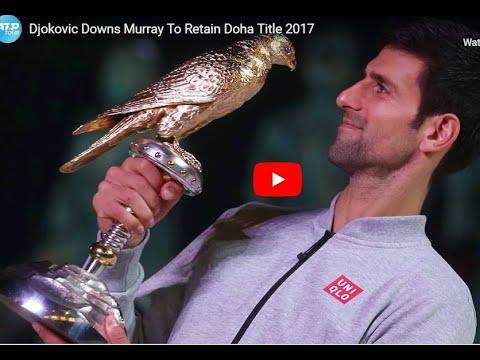Novak Djokovic targets third Doha title; Stan Wawrinka faces Karen Khachanov in first round