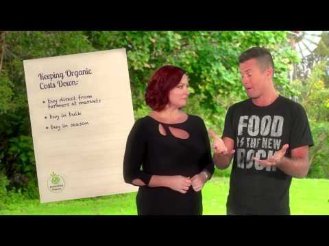 Pete Evans- The Reasons I Love Organics