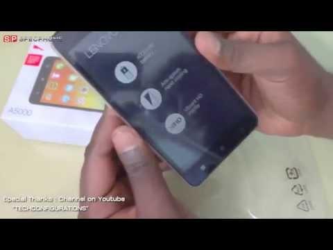 ทั้งถูกทั้งอึด!!!! Lenovo A5000 สมาร์ทโฟนสุดคุ้ม 3,990 บาท ได้แบตทนทานโดนใจ 4000 mAh