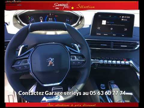 peugeot 5008 occasion visible albi pr sent e par garage serieys youtube. Black Bedroom Furniture Sets. Home Design Ideas