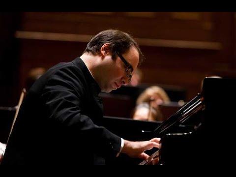 Alexander Melnikov - Beethoven Piano Concerto no. 1, op. 15 - live 2015