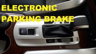 BRAKE SYSTEM SERVICE REQUIRED ALL NEW PAJERO SPORT