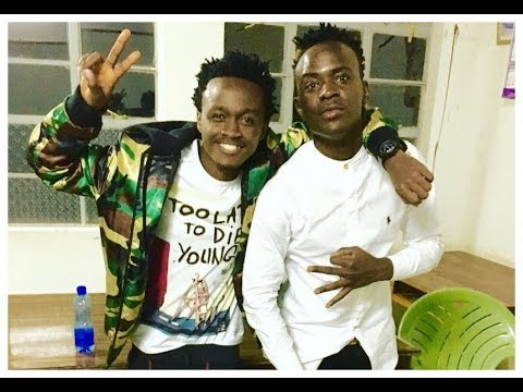 WILLY PAUL ft BAHATI - NIMEKOSA NINI (OFFICIAL AUDIO) #BRANDNEW