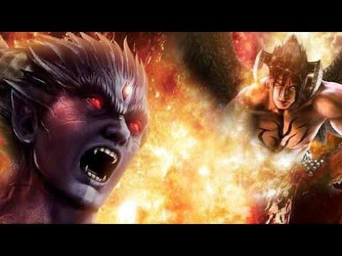 Tekken 5 Devil Within Permanent Devil Jin Trick Youtube