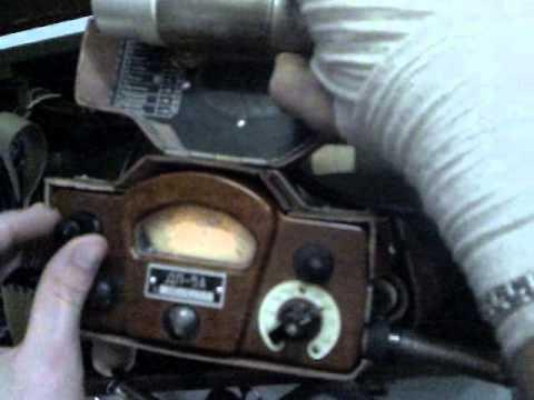 Контрольный источник Б замер радиации  Контрольный источник Б8 замер радиации