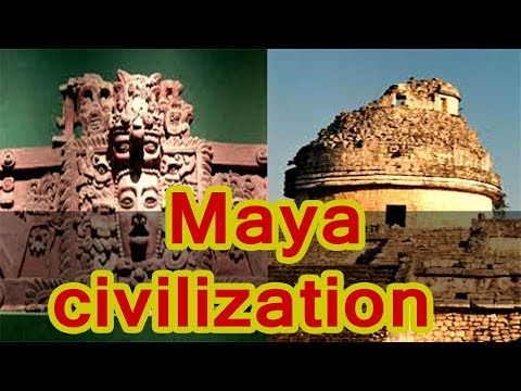 maya civilization facts documentary |world history in hindi|online class|lesson-77|short documentary